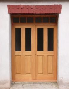 dveře Milovice